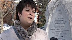 La gestionnaire du CALACS francophone d'Ottawa, Josée Guindon.
