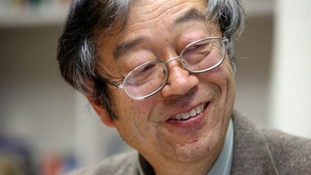 Satoshi Nakamoto, présumé fondateur du bitcoin