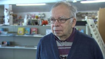 Michel Vézina, président de la Fédération des aînés francophones du Canada