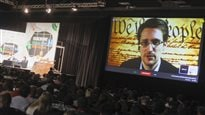 Edward Snowden s'adresse à la communauté high-tech au Texas