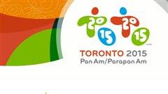 Logo des Jeux panaméricains de 2015 à Toronto