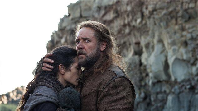 Le film Noé, avec Jennifer Connelly et Russell Crowe