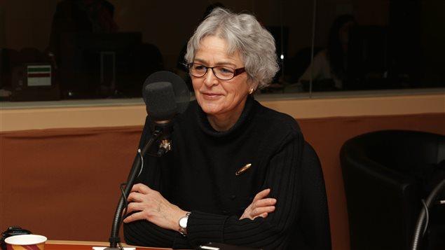 Louise Nadeau, professeur au département de psychologie de l'Université de Montréal et chercheure associée à l'Institut universitaire de santé mentale Douglas
