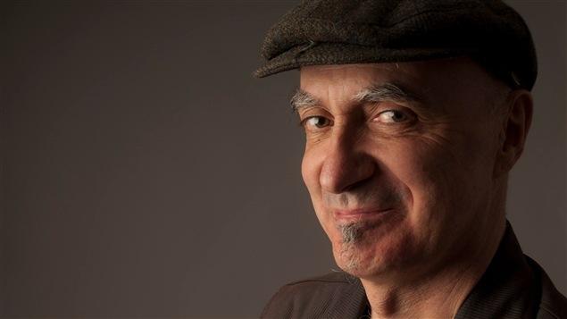 Le conteur et musicien Michel Faubert.
