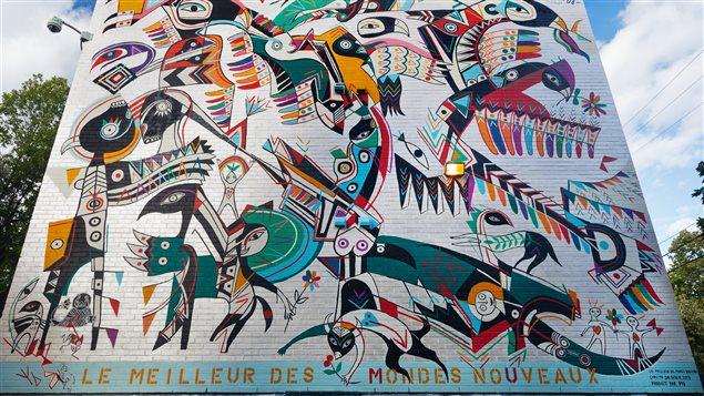 Transformer Montréal, Une Murale À La Fois | Le 15-18 | Ici Radio