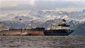 Le 24 mars 1989, le tristement célèbre Exxon Valdez s'écrase contre un récif au large de l'Alaska. Plus de 41 millions de litres de pétrole sont déversés dans les eaux arctiques.