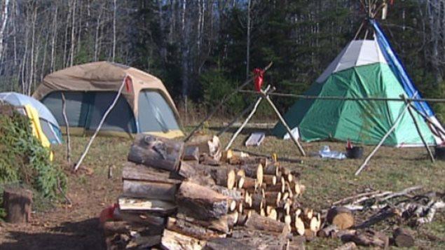 Depuis 7heures lundi matin, Parcs Manitoba enregistre les premières réservations de l'année pour les chalets, les yourtes et les terrains de camping du parc provincial de Birds Hill.