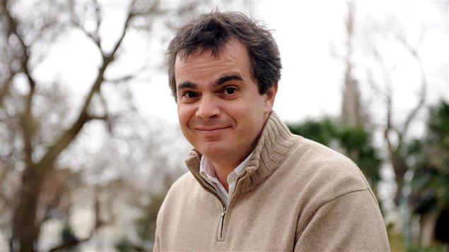 L 39 amour vu par l 39 auteur alexandre jardin gravel le matin for Biographie alexandre jardin