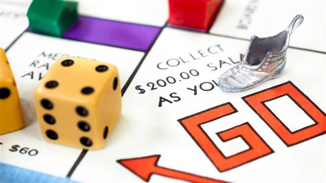 Case de départ du Monopoly