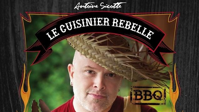 Le cuisinier rebelle bien dans son assiette ici radio for Cuisinier elysee livre