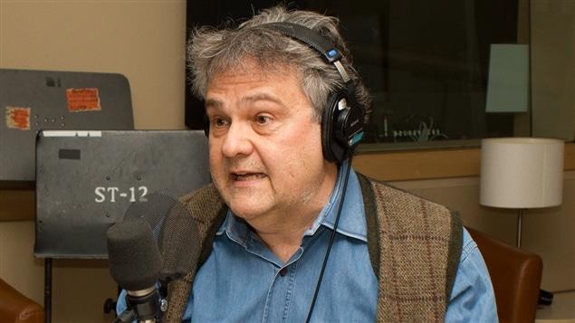 Le Dr Jean-François Chicoine