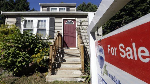 Marché de l'immobilier aux États-Unis