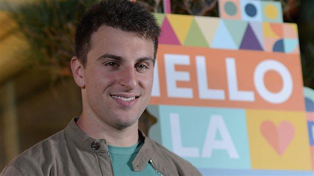 Brian Chesky, co-fondateur et chef de la direction d'Airbnb.