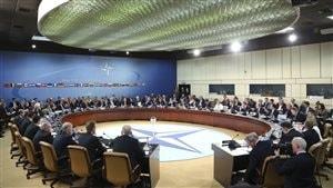 L'OTAN au fil du temps