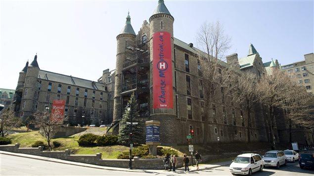 L'Hôpital Royal Victoria (archives)