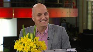 André Bealieu, porte-parole de la Société canadienne du cancer