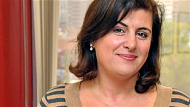 الكاتبة الروائية فريدا عنبر