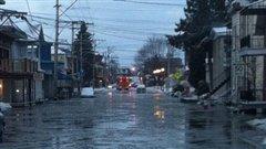 Étude sur les inondations à St-Raymond