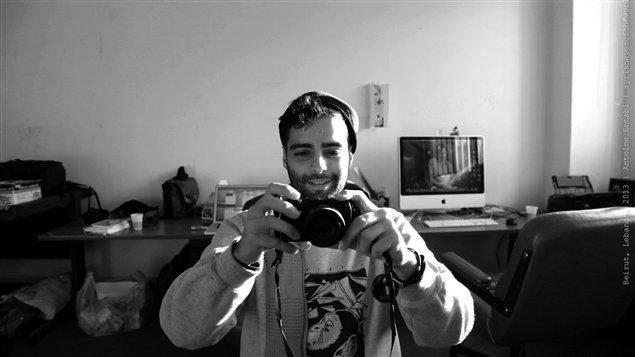الفنان السوري الكندي ، الصحافي والمدوّن والمصوّر الفوتوغرافي يوسف شوفان