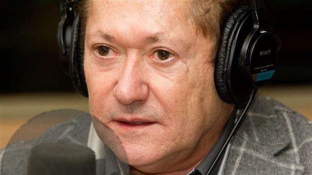 Le poète Jean-Paul Daoust.