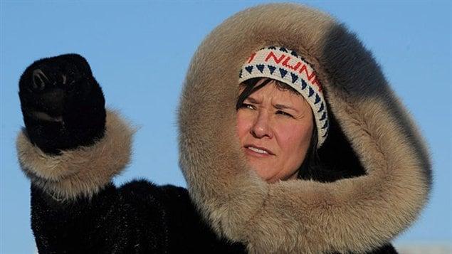 Ce Sommet des Amériques sur le climat se déroule en l'absence de la ministre fédérale canadienne de l'Environnement. Leona Aglukkaq