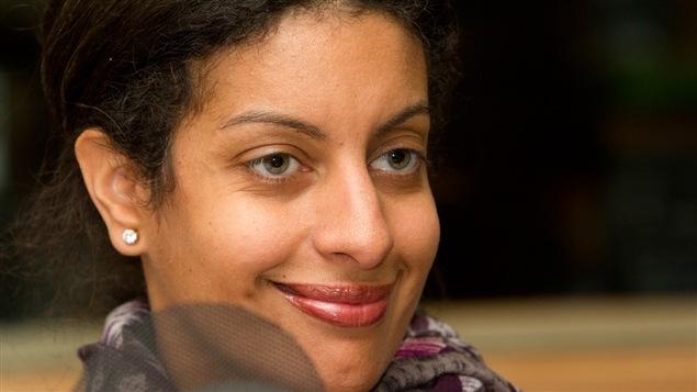 La femme d'affaires Dominique Anglade.