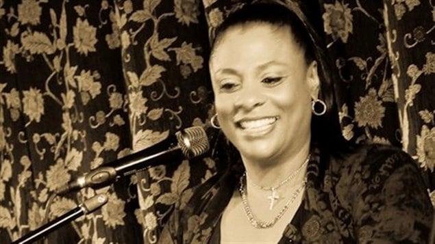 La cantautora cubana Caridad Cruz