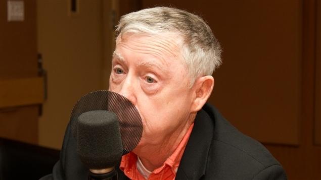 La comédien, auteur et humoriste Gilles Latulippe.