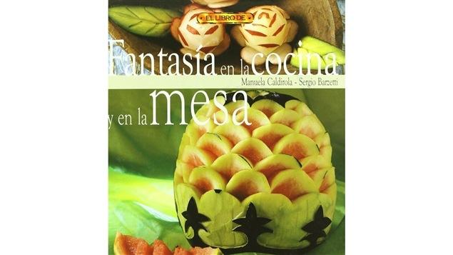 La couverture de <i>Fantasia en la cocina y en la mesa</i>, de Sergio Barzetti, publié aux éditions Ediciones del Drac.