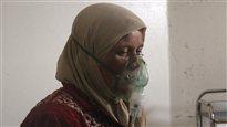 Une autre attaque au gaz imputée aux forces syriennes