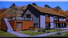 Un plan de maison écologique