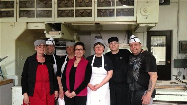 Une visite à la Boulangerie Boutin   Bien dans son assiette   ICI