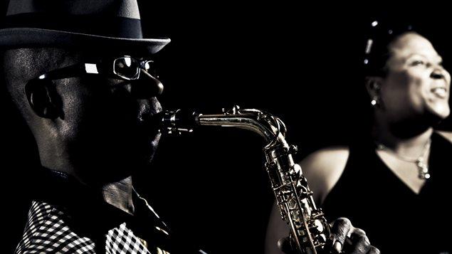 Des musiciens de jazz