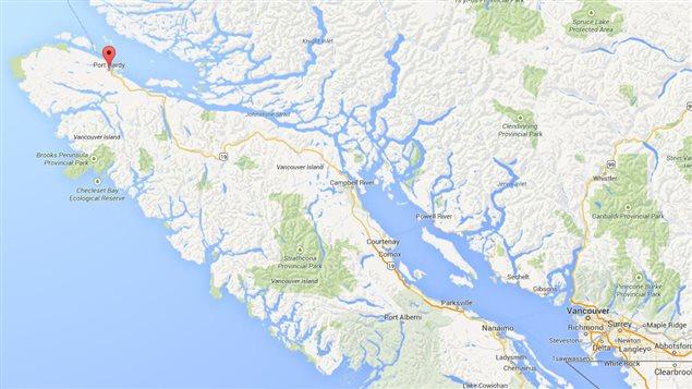 Un tremblement de terre a fait vibrer une partie de l'�le de Vancouver, mercredi en soir�e.