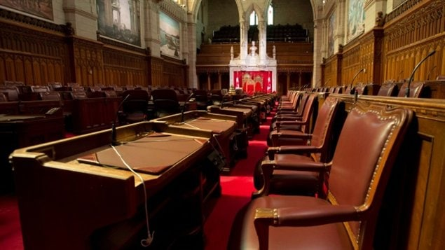 The Canadian Senate, often referred to as the Red Chamber, cannot be reformed without a majority of Canadian's approval