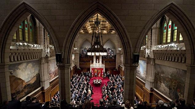 Le Sénat fait partie du paysage politique canadien depuis la fondation du pays en 1867.