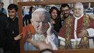 Rome se prépare à son «dimanche des quatre papes»