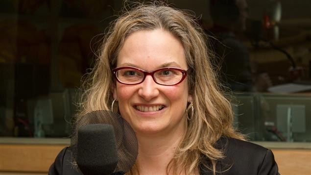 La journaliste et auteure Katia Gagnon.