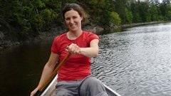 Jocelyne Rankin, Centre d'Action écologique à Halifax.