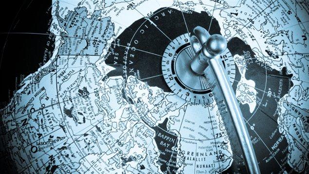 Le Pôle Nord appartiendrait au Canada selon l'actuel gouvernement canadien de Stephen Harper.