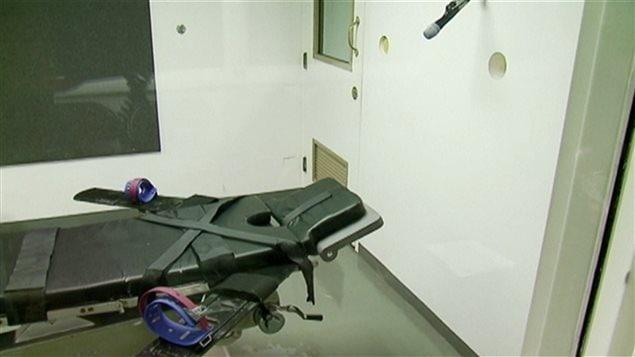 La salle d'exécution