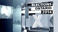 Élections Ontario 2014