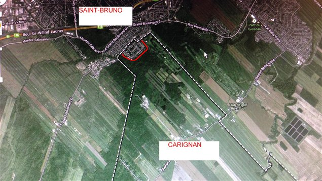 Carte de Carignan