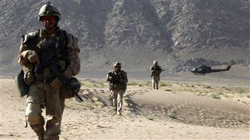 L'armée canadienne privatise ses services en santé mentale