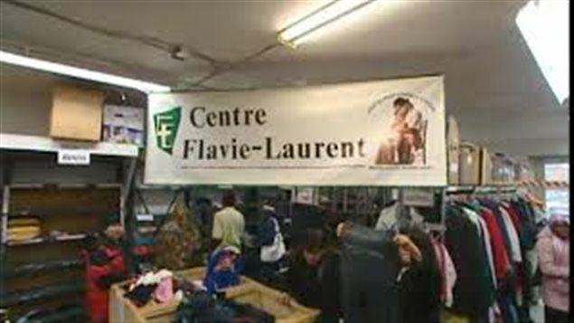 Le Centre Flavie-Laurent