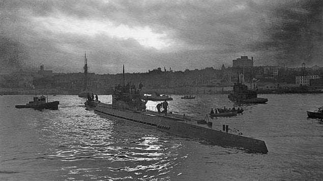 ... 70th Anniversary of the Surrender of the German U-Boat Fleet in 1945