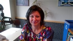 Ex-pilote des Snowbirds, Maryse Carmichael