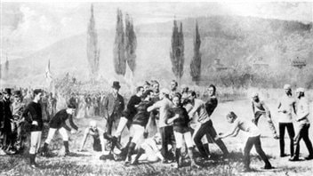 How Canada Created American Football May 14 1874