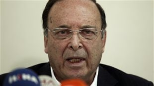 Le grand patron de la mine, Alp Gurkan, a nié toute négligence en conférence de presse, le 16 mai.