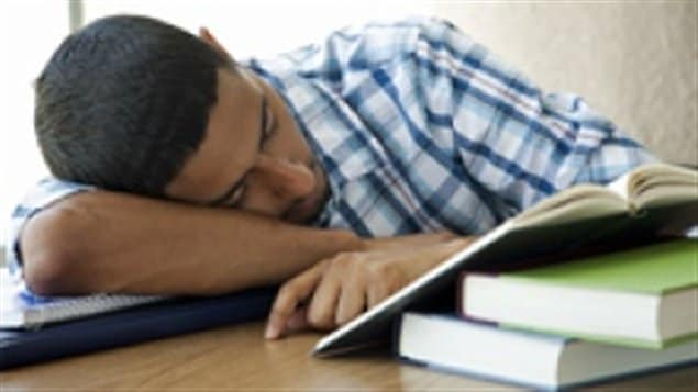 Teenagers Who Dont Get Enough Sleep At >> Teens Lack Of Sleep Linked To Depression
